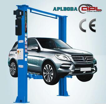 APL-8240DLE 2 Post car lifting machine hydraulic car lift machine