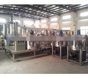 Small scale dairy production line