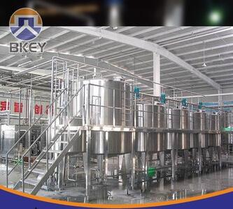 stainless steel soybean milk machine/red date paste machine/jujube jam production line