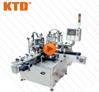 CE ISO High Quality Automatic Drink/ Milk Bottle Screw Capping Machine