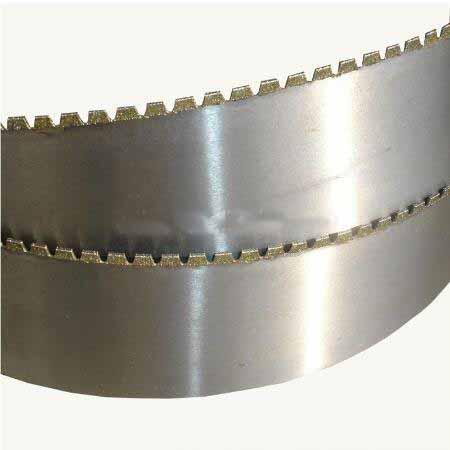 Good quality diamond tipped band saw blade