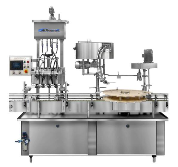 Hot Sale GXY-4 Series Automatic Filling and Capping Machine