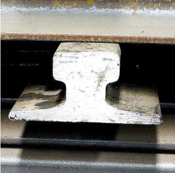 Grade R900A Crane Steel Rail