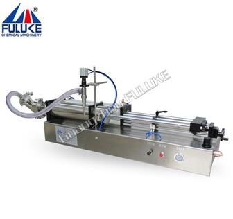 FGJ-W small bottle filling and capping machine Liquid Treatment