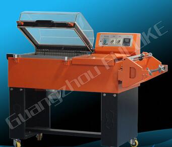 Semi-Automatic 220V Film shrink wrapping packing machine