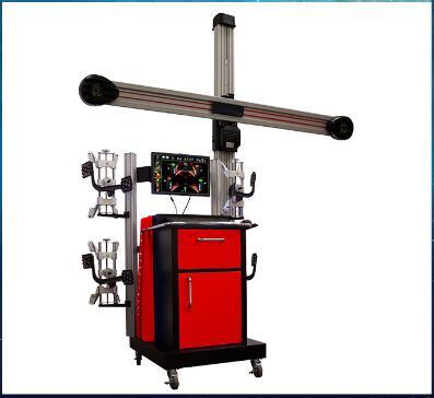 2017 new 3D four wheel aligner for sale