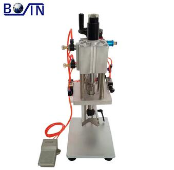 BJ-600 Series Pneumatic Perfume Capping Machine