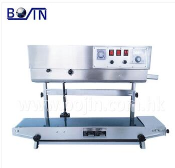 Vertical &Horizontal Continuous Band Sealing Machine