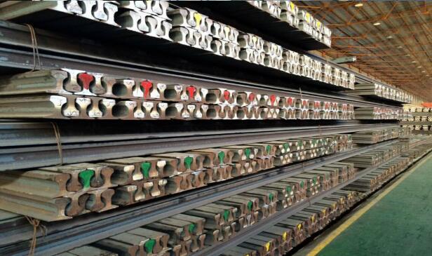 Manufacturer crane steel rail used in railway