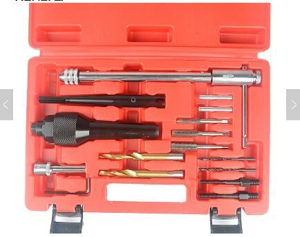 16pc Remove Glow Plug Repair Tool Set