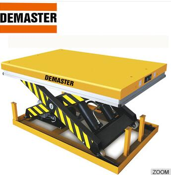 Good Quality 1T 2T 4T Stationary Electric Scissor Lift Table