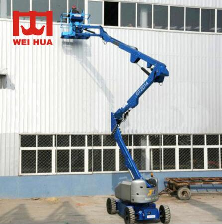 Heavy duty hydraulic cargo warehouse electric freight 220v launch car lifts