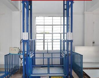 LONGZHULIFT Electric hydraulic warehouse workshop cargo lift