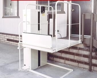LCCJR Series Factory Supplier hydraulic wheelchair lifts home