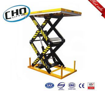 DGS Series Factory Direct Sale Stationary Hydraulic Lift Platform