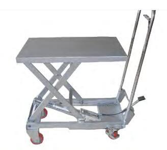 Hot Sale SPA150 Series Aluminum Single Scissor Lift Table