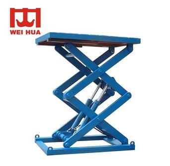 China Scissor Fixed mini tilting car scissor lift machine platform