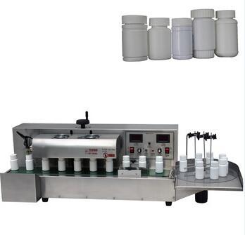 SF-1600 semi-auto aluminum foil induction sealing machine