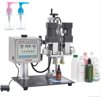 XG-200 manual bottle capping machine/screw capping machine