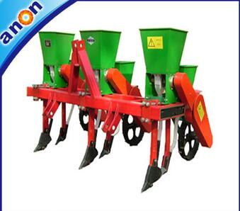 ANON tractor corn planter vegetable transplanter seeder