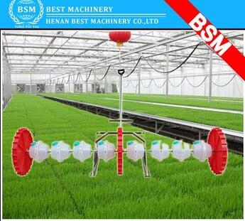 Best Machinery paddy transplanting seeder 6/8/10 rows paddy planter machine