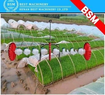 paddy grain seeder 6/8/10 rows paddy transplanting machine