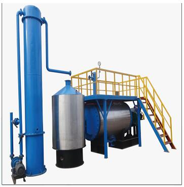Slaughtering waste processing machines