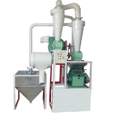 Wheat/corn flour milling machine