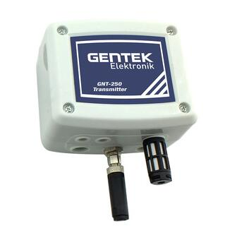 GENTEK C02 TEMPERATURE AND HUMIDITY TRANSMITTER