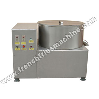 French Fries Dewatering Machine