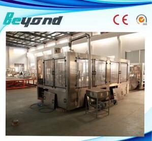 全自动果汁饮料灌装生产线(RCGF40-40-12)