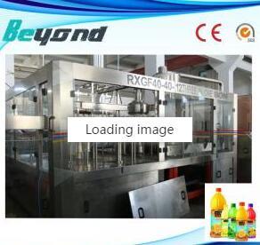 茶饮料灌装生产设备三合一灌装机(RCGF24-24-8)