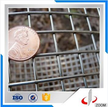Heavy Gauge Stainless Steel Reinforcing Galvanized Welded Wire Mesh Fence Factory