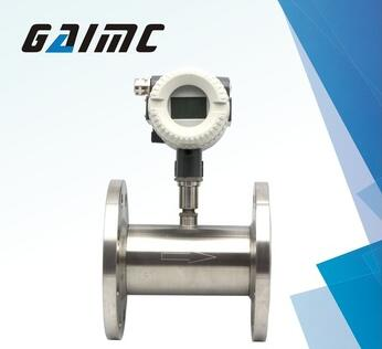 GTF300 Turbine fuel diesel oil flow meter for liquid