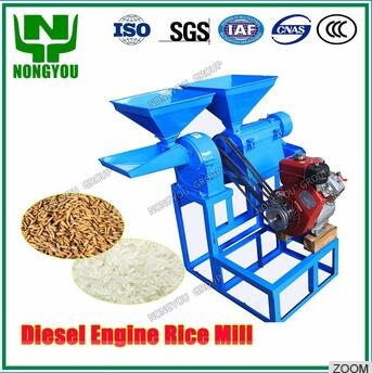 4HP Diesel Engine Rice Mill 6NF-2.2