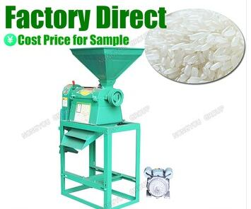 White Rice Machine OEM Manufacturer Auto Rice Mill 2.2kw Electric Engine 6N-10