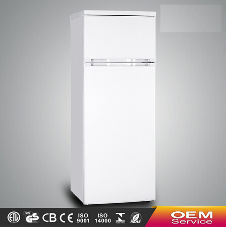 Double Doors Refrigerator Series RD-262 (210L)
