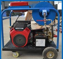 Sewer drain cleaner blaster high pressure gasoline drain blaster