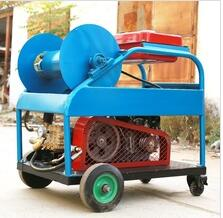Sewer jetting machine drain pipe cleaning equipment
