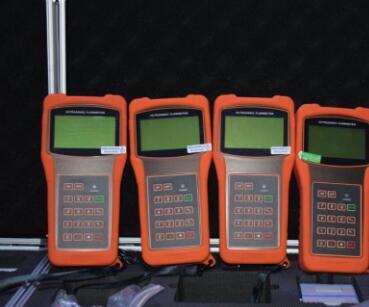 TUF-2000 Series Portable Handheld Ultrasonic Flowmeter