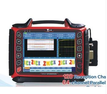 Zhongke HSPA20-F Portable Phased Array Ultrasonic Flaw Detector