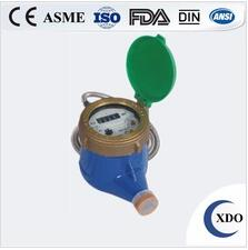 Hot sale factory price iso4064 residential digital water meter