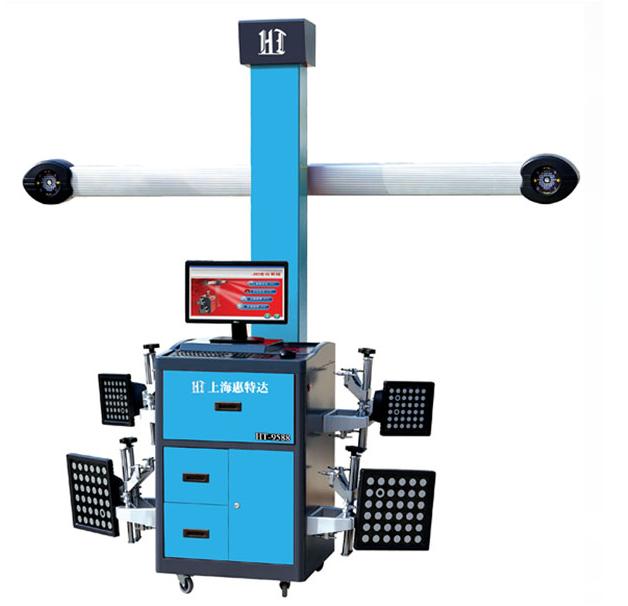 3D FOUR WHEEL ALIGNMENT MACHINE
