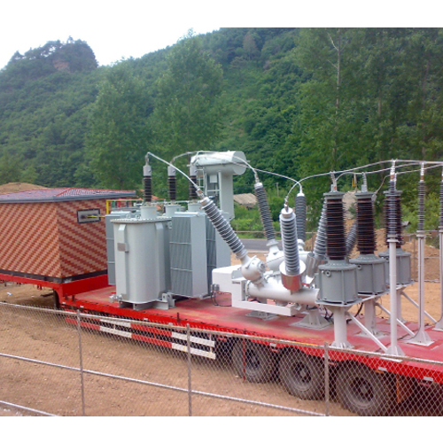Prefabricated Mobile Substation