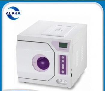 New Class B dental steam sterilizer for dental clinic 23L-C