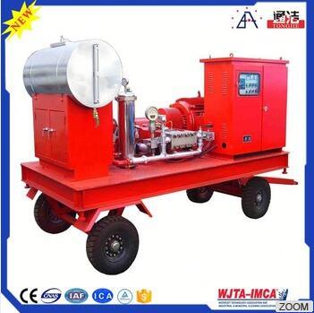 High Pressure Sewer Washing Equipment