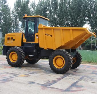 hydraulic fcy70 4 wheel drive trucks for sale