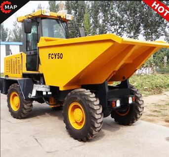 FCY50 5ton 4 wheel drive trucks for sale