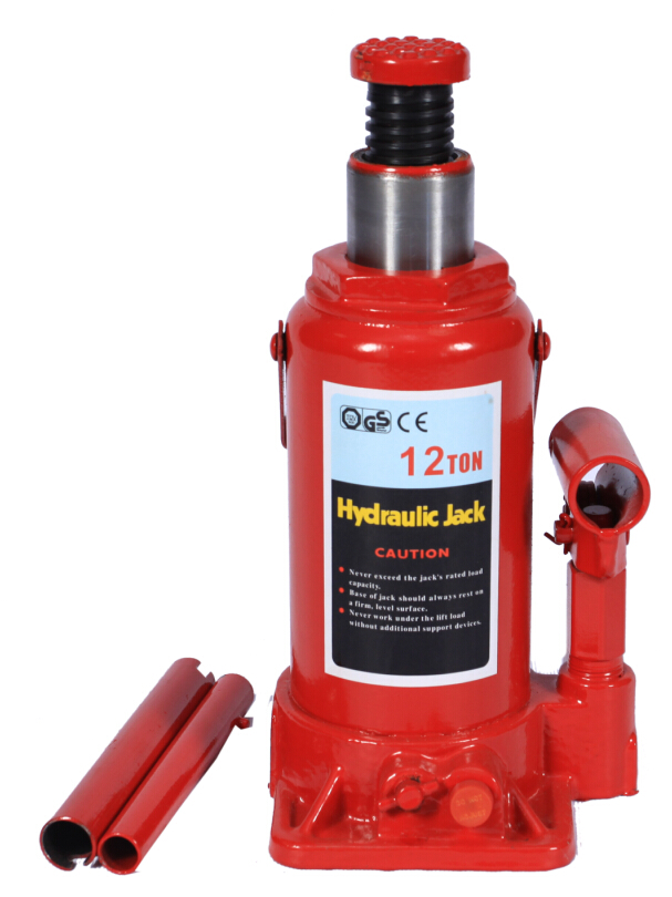 Hydraulic Bottle Jack DL0212