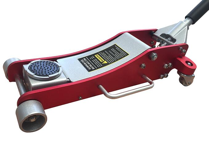 DL303 Aluminum/Steel Floor Jack